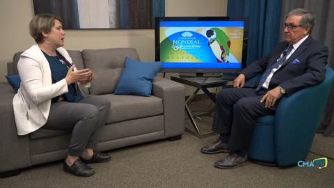 Entrevue - Kathéry Couillard, Carrefour mondial de l'accordéon - 14 juin 2021