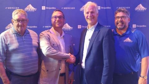 L'Everest et Les Arts de la scène de Montmagny concluent un important partenariat!