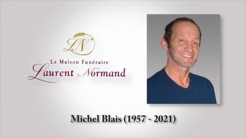 Michel Blais (1957 - 2021)