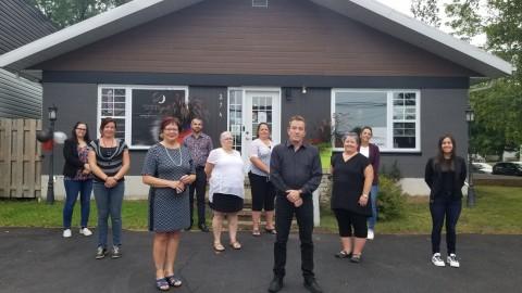 Le Centre d'action bénévole ouvre un point de service à L'Islet