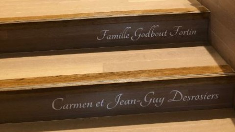 La bibliothèque de Montmagny lance sa campagne de financement «signature»