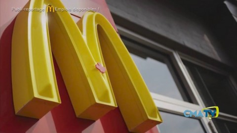 Publi-reportage - Restaurant McDonald's de Montmagny - 19 décembre 2019