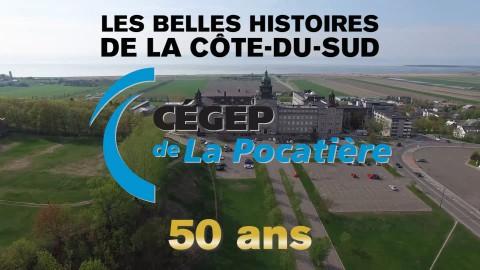 Les Belles histoires - Cegep de La Pocatière, épisode 1 - 7 mai 2019
