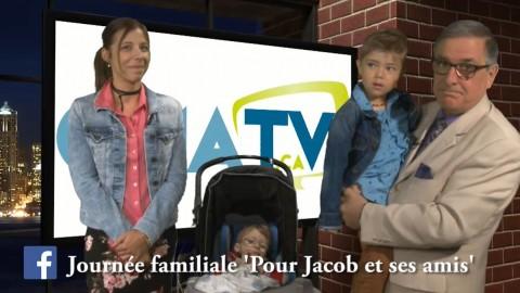 Entrevue : Une Journée familiale au Parc Saint-Nicolas pour Jacob et ses amis
