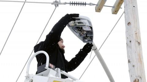 La conversion aux DEL du réseau d'éclairage de rue de Montmagny est complétée
