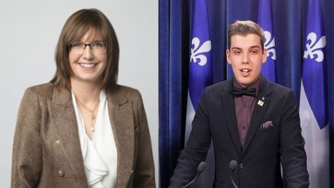 Marie-Eve Proulx refuse de débattre des mesures sanitaires avec Joey Aubé