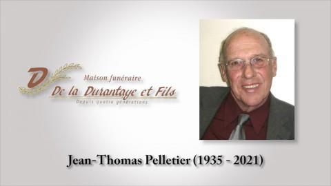 Jean-Thomas Pelletier (1935 - 2021)