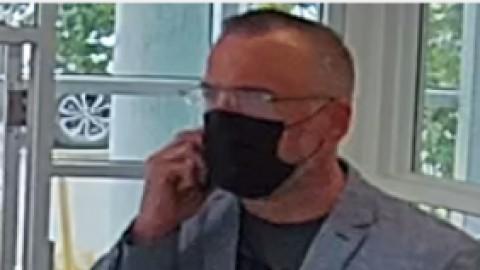 Fraude du petit-fils : le SPVQ tente d'identifier un suspect