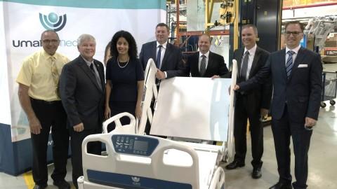 Québec appuie un projet de 8 millions $ d'Umano Medical