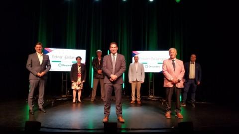 Desjardins investit 1 M$ dans un partenariat avec le Complexe culturel et sportif en santé durable