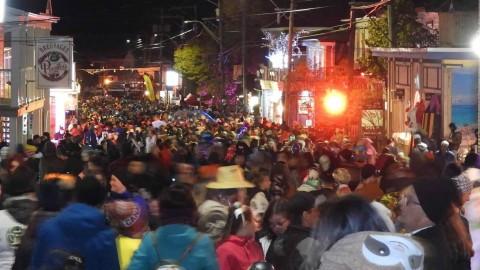 Un succès populaire hallucinant pour L'Halloween à La Pocatière