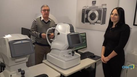 Chronique d'optométrie Skyvision - L'OCT - 26 avril 2021