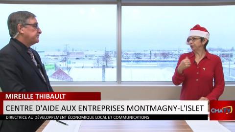 Entrevue - Mireille Thibault, du C.A.E. Montmagny-L'Islet - campagne Dénoncer son patron - 23 novembre 2020