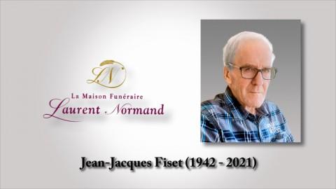 Jean-Jacques Fiset (1942 - 2021)