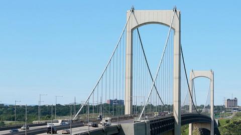 Réouverture de l'ensemble des voies une journée plus tôt que prévu sur le Pont Pierre-Laporte