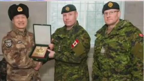 Bernard Généreux est inquiet concernant des exercices conjoints de l'Armée canadienne avec les Forces militaires communistes chinoises