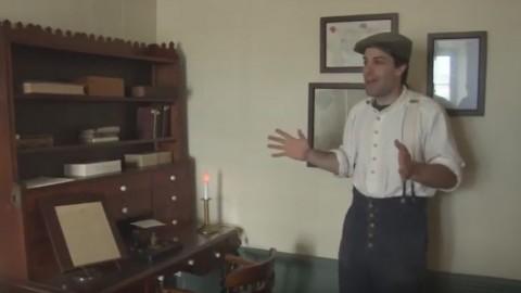 150e de la confédération : Visite de la Maison Chapais (partie 2)
