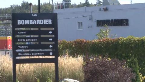 Reportage : L'incertitude gagne de nouveau l'usine de Bombardier de La Pocatière
