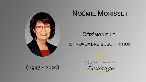 Noémie Morisset