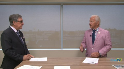 Entrevue - Bernard Boulet, maire de la Ville de Montmagny - 15 juin 2021
