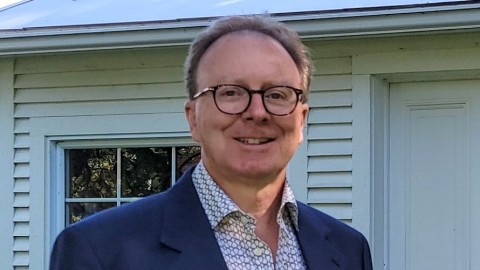 Marc Laurin sera candidat  à la mairie de Montmagny