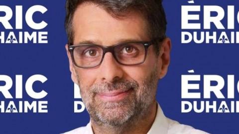 Éric Duhaime dénonce le passeport vaccinal
