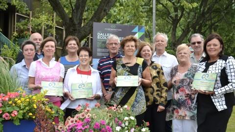 Les gagnants du concours « On fleurit Saint-Pascal » sont connus
