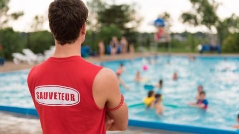 Cours de sauveteur national intensif offert cet automne à la piscine municipale Guylaine Cloutier