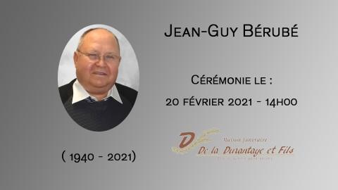 Jean-Guy Bérubé