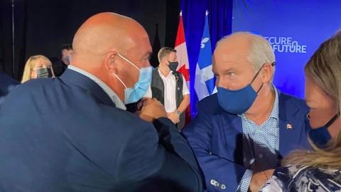 Bernard Généreux présente d'autres mesures aux citoyens du comté