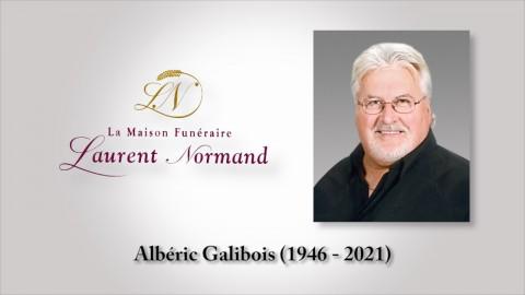 Albéric Galibois (1946 - 2021)