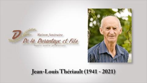 Jean-Louis Thériault (1941 - 2021)