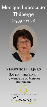 Monique Labrecque Théberge