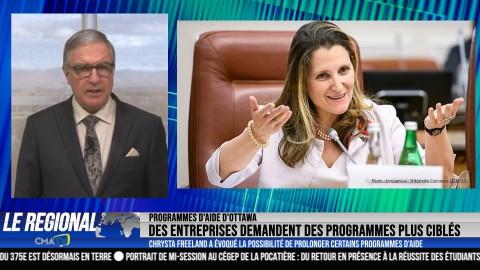 Bonjour Côte-du-Sud - Lundi 18 octobre 2021