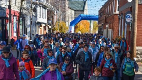 La Grande marche de Montmagny est reportée en 2021