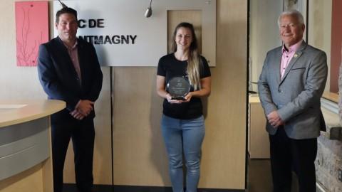 La MRC de Montmagny est lauréate du Prix Espace Muni 2021