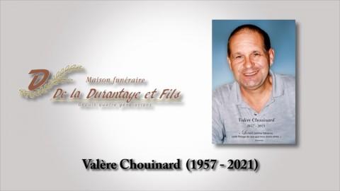 Valère Chouinard (1957 - 2021)