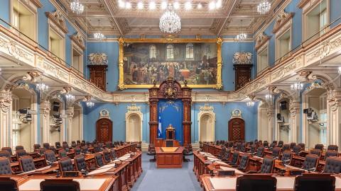La Ligue des droits et libertés dénonce le projet de loi de Québec pour encadrer les manifestations
