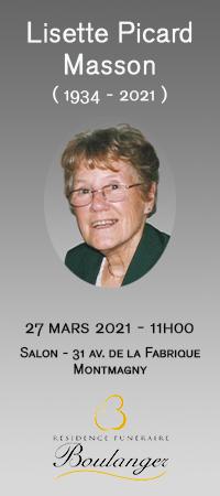Lisette Picard Masson