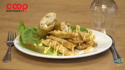 Chronique culinaire Magasin Coop IGA - Won ton de poutine - 6 mai 2021