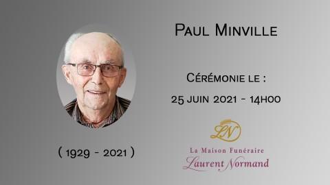 Paul Minville