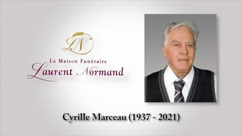Cyrille Marceau (1937 - 2021)