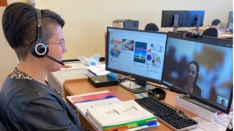 Le CFP de l'Envolée offre maintenant l'enseignement en ligne