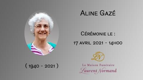 Aline Gazé