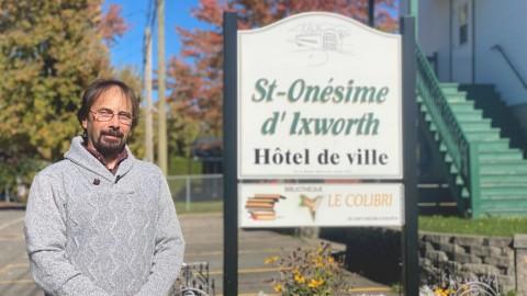 Denis Miville vise la mairie de Saint-Onésime-d'Ixworth